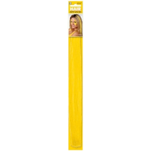 Yellow hair extensionstheme parties 50 50 factory outlet party yellow hair extensions pmusecretfo Gallery