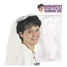 BACHELORETTE WEDDING VEIL Thumbnail