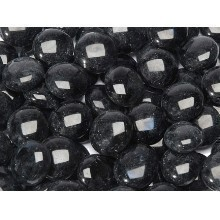 12OZ GLASS GEMS-BLACK Thumbnail