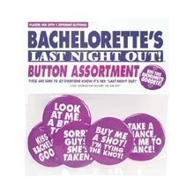 BACHELORETTE BUTTON/PIN ASSORTMENT Thumbnail