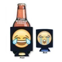 HAPPY TEARS/CRY EMOJI KOOZIE Thumbnail