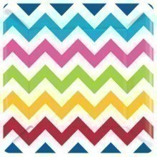 BRIGHT CHEVRON 10