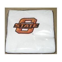OKLAHOMA STATE COWBOYS LUNCH NAPKINS Thumbnail