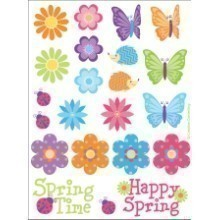 HAPPY SPRING STICKERS Thumbnail