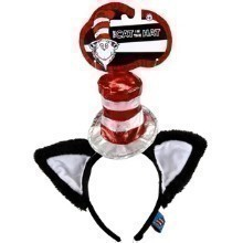 CAT IN THE HAT DELUXE HEADBAND Thumbnail