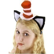 CAT IN THE HAT ECONOMY HEADBAND Thumbnail