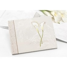 CALLA LILY GUEST BOOK Thumbnail