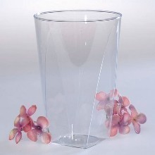 10 OZ CLEAR PLASTIC TUMBLER - 20 COUNT Thumbnail