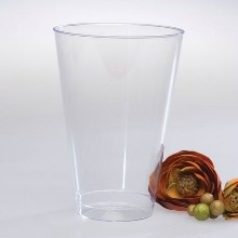 14 OZ CLEAR PLASTIC TUMBLER - 40 COUNT Thumbnail