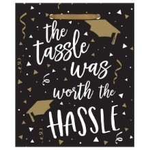 TASSLE WORTH THE HASSLE MEDIUM BAG Thumbnail