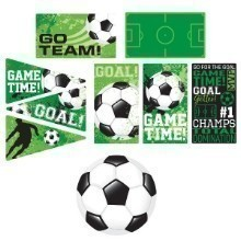 GOAL GETTER VALUE PACK SOCCER CUTOUTS Thumbnail