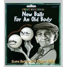 NEW BALLS FOR AN OLD BODY Thumbnail