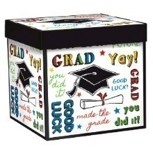GRAD MEDIUM POP-UP GIFT BOX Thumbnail