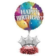 HAPPY BIRTHDAY BALLOON CENTERPIECE KIT  Thumbnail
