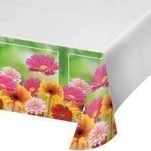 GERBERA GLORY TABLECOVER Thumbnail
