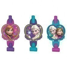 Disney's Frozen Party Blowouts - 8 Count Thumbnail