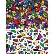 1.5OZ SPARKLE FOIL CONFETTI SHRED - MULTI Thumbnail