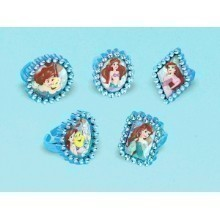 ARIEL JEWEL RING FAVORS - PACK OF 18 Thumbnail
