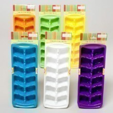 2PK SUMMER COLOR ICE CUBE TRAY Thumbnail