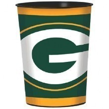 GREEN BAY PACKERS 16OZ FAVOR CUPS Thumbnail