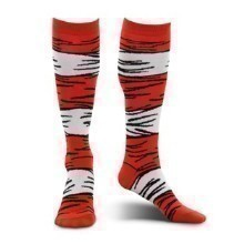 CAT IN THE HAT COSTUME SOCKS Thumbnail
