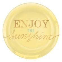 ENJOY SUNSHINE HOT-STAMPED 7