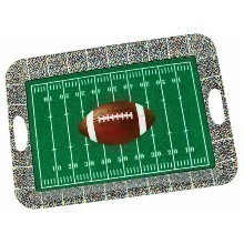FOOTBALL SERVING TRAY - 14