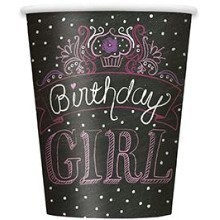 BIRTHDAY SWEETS 9 OZ CUPS-8 COUNT Thumbnail