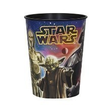 Star Wars Plastic Party Cup - 16oz Thumbnail