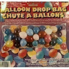 BALLOON DROP BAG - BALLOON CHUTE Thumbnail