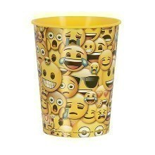 EMOJI 16OZ SMILE PARTY CUP Thumbnail
