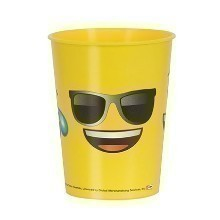 EMOJI 16OZ FACES PARTY CUP Thumbnail