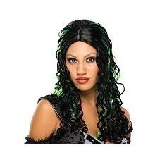 CRYPTIC WIG - GREEN Thumbnail
