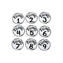 THING 1-9 PATCH SET Thumbnail