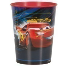 CARS 3 16OZ PLASTIC PARTY CUP Thumbnail