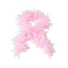 BABY PINK FEATHER BOA Thumbnail