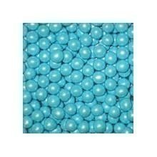14OZ BAGGED SIXLETS-POWDER BLUE SHIMMER Thumbnail