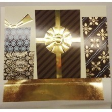 MOCHA & GOLD GIFTS BOXED CARDS Thumbnail