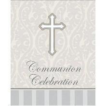 DEVOTION COMMUNION INVITATIONS - 8 COUNT Thumbnail