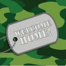 CAMO GEAR WELCOME HOME LUNCH NAPKINS Thumbnail
