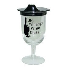 OLD WHINEY'S WINE GLASS SIPPY CUP Thumbnail