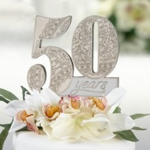 50TH ANNIVERSARY CAKE PICK Thumbnail