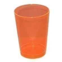 10 OZ TUMBLERS - NEON ORANGE Thumbnail