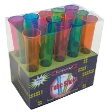 1.5 OZ TUBE SHOTS-ASST NEON COLORS Thumbnail