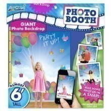 PARTY IT UP BALLOON PHOTO BOOTH BACKDROP Thumbnail
