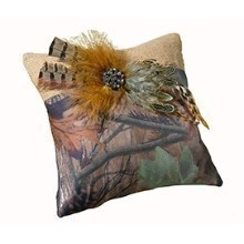 CAMOUFLAGE RING PILLOW  Thumbnail