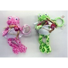Cupid Frog Pull-Up Plush - 14