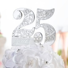 25TH ANNIVERSARY CAKE PICK Thumbnail