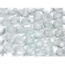 12OZ GLASS GEMS-CLEAR Thumbnail