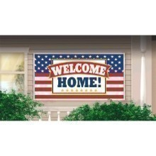 WELCOME HOME GIANT PARTY SIGN Thumbnail
